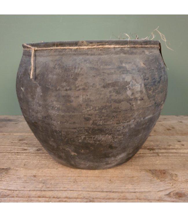 # Chinese pot 2 - 40 x 40 x 30 cm - wordt niet verzonden/alleen afhalen