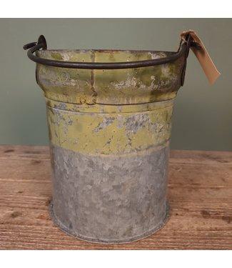 Iron bucket bomb - 8 - 22 x 20 x 27 cm