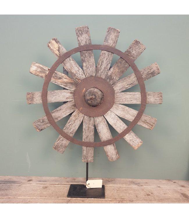 # Spinnewiel - 40 - 55 x 10 x 67 cm - wordt niet verzonden/alleen afhalen