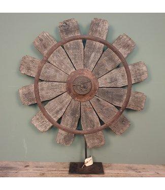 # Spinnewiel - 44 - 56 x 10 x 67 cm - wordt niet verzonden/alleen afhalen