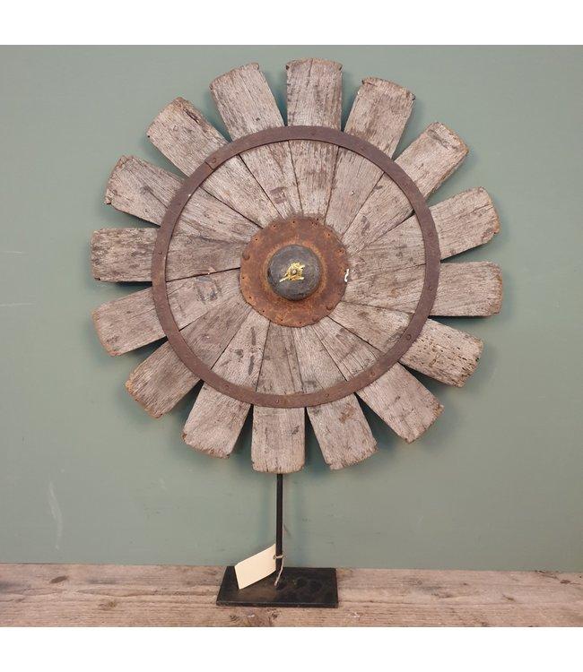 # Spinnewiel - 47 - 52 x 10 x 67 cm - wordt niet verzonden/alleen afhalen
