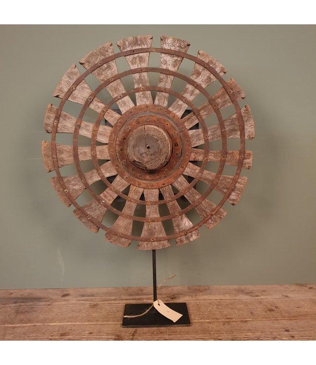 # Spinnewiel - 50 - 46 x 10 x 64 cm - wordt niet verzonden/alleen afhalen