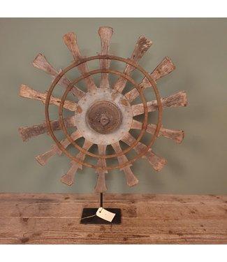 # Spinnewiel - 57 - 59 x 10 x 69 cm - wordt niet verzonden/alleen afhalen