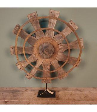 # Spinnewiel - 58 - 58 x 10 x 70 cm - wordt niet verzonden/alleen afhalen
