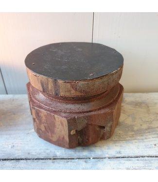Candleholder Bijni - 9 - 15 x 15 x 12 cm