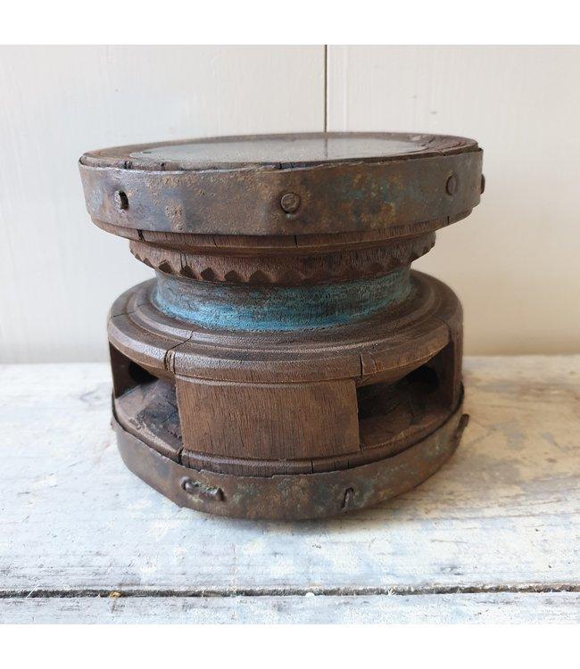 Candleholder Bijni - 11 - 13,5 x 13,5 x 11 cm