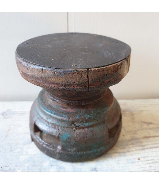 Candleholder Bijni - 13 - 13 x 13 x 12,5 cm