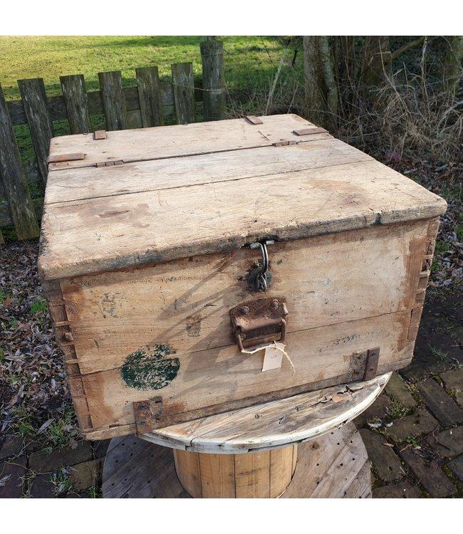# Salontafel kist - 6 - 68 x 37 x 32 cm - wordt niet verzonden/alleen afhalen