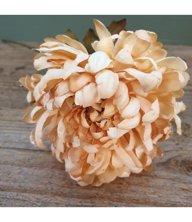 # Chrysanthemum roze - 17 x 17 x 60 cm