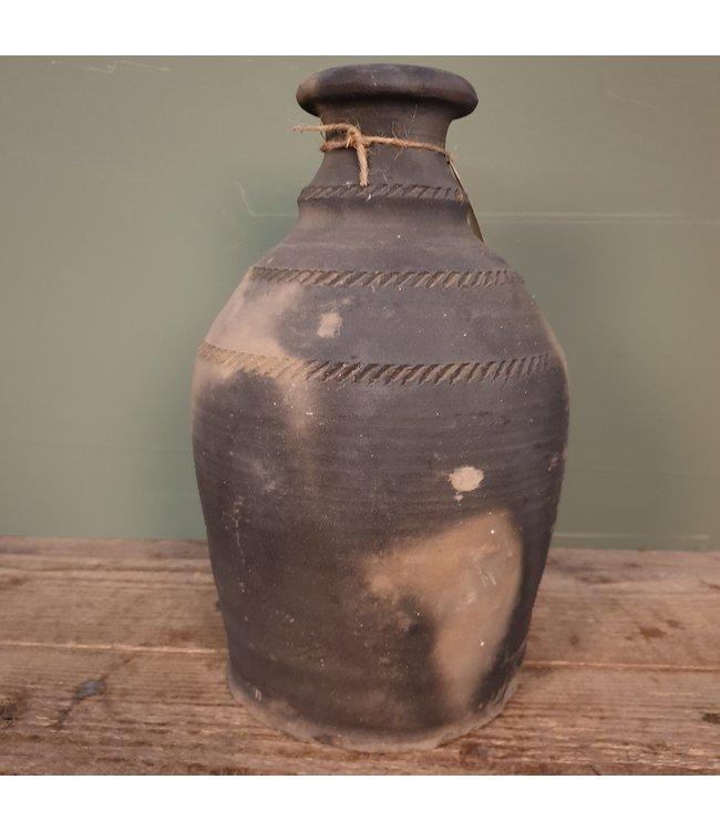 # Water kleikruik - aardewerk - 1 - 22 x 22 x 32 cm
