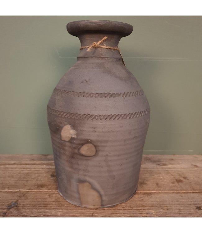 # Water kleikruik - aardewerk - 2 - 20 x 20 x 32 cm