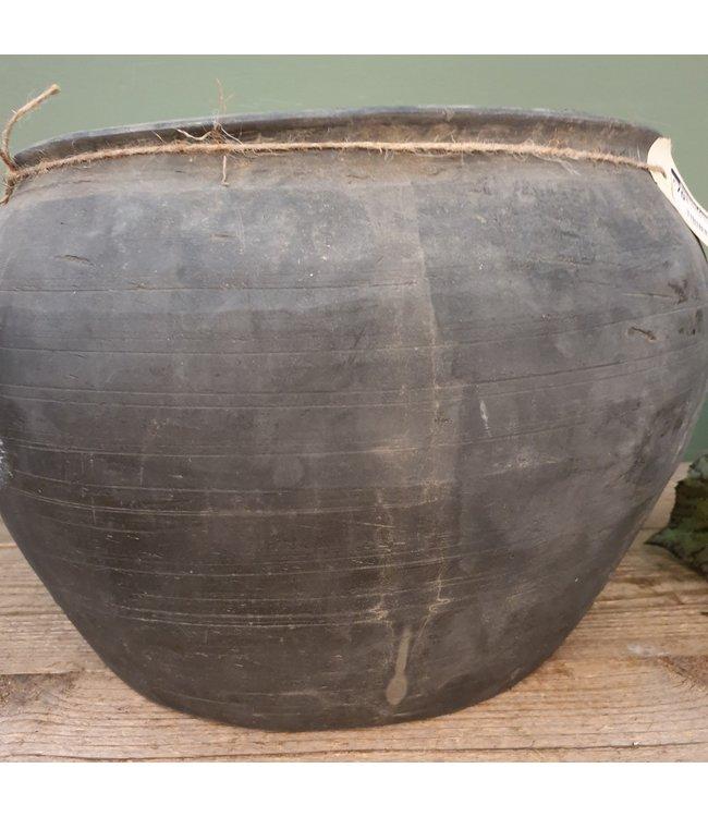 # Chinese pot 1 - aardewerk - 36 x 36 x 30 cm