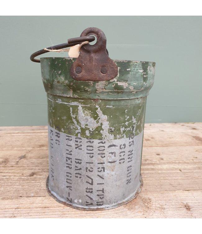 # Iron bucket bomb - 15 - 19,5 x 23 cm