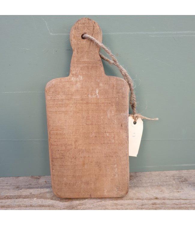 Houten plankje - 28 x 13 x 2 cm