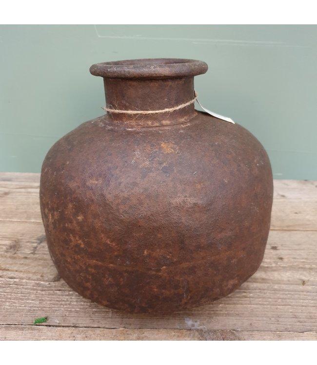# Iron pot Rohit - 3 - 27 x 27 x 26 cm