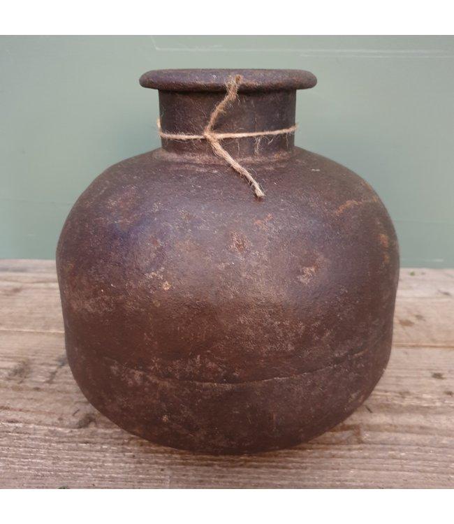 # Iron pot Rohit - 4 - 26 x 26 x 26 cm
