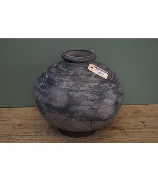 # Claypot ring smalle hals - 1 - 32 x 32 x 34 cm