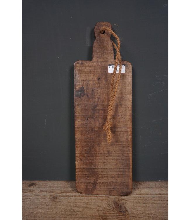 # Broodplank oud hout - 24 - 52,5 x 17 x 2,5 cm