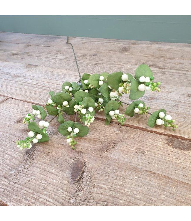 # A765 -Berries & Leaf - kunst - 80 x 20 x 10 cm