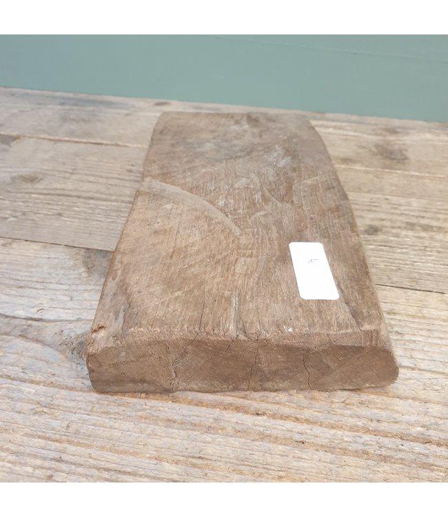 # Houten Bajot - S - 21 - 32 x 15 x 4 cm