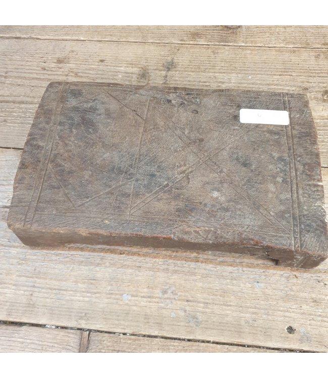 # Houten Bajot - S - 23 - 30 x 19 x 6 cm