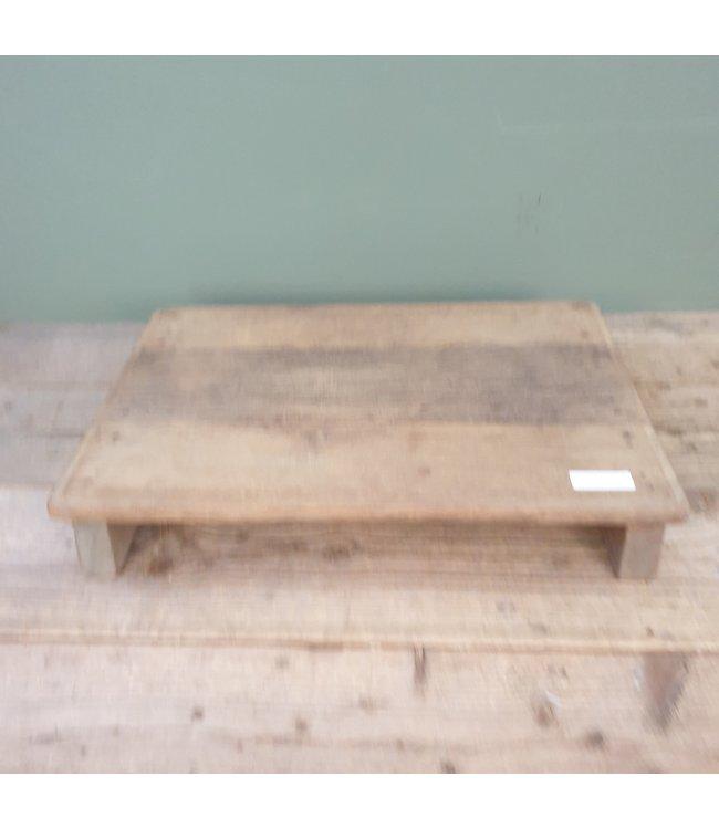 # Houten bajot - M - 8 - 54 x 37 x 8 cm