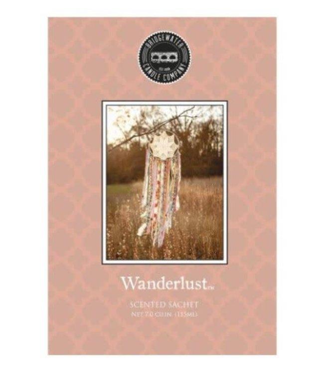 # Q253 - Bridgewater - geurzak - Wanderlust- 11,5 x 17 cm