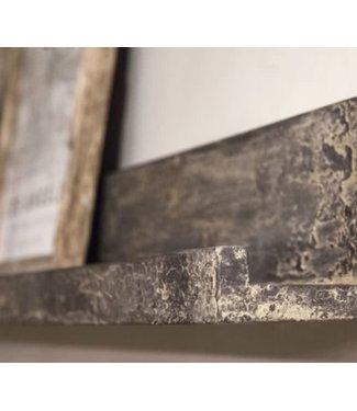 # I563 - Muurprofiel - hout - 140 x 12 x 10 cm - alleen afhalen/wordt niet verzonden