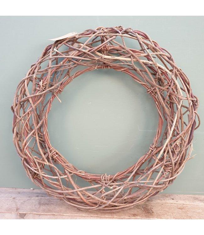 # Krans - Wr. woven open - 60 x 13 cm