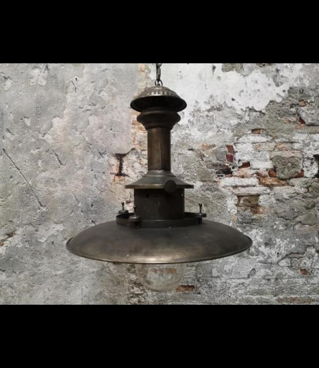 # Vinci lamp oldbrass 55 x 76 cm - worden niet verzonden/alleen afhalen