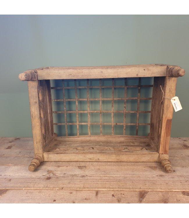 ## J654 - houten babybed - 72 x 43 x 49 cm