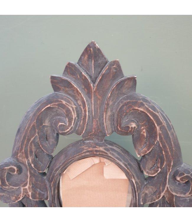 # Spiegel staand - 1 - 32 x 9 x 46 cm