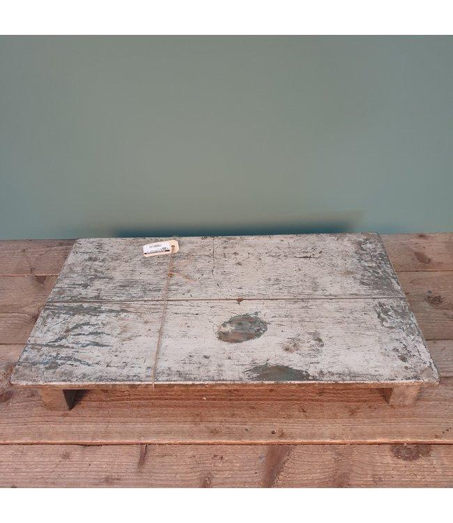 # Houten bajot - M -- 12 - 62 x 38 x 7 cm