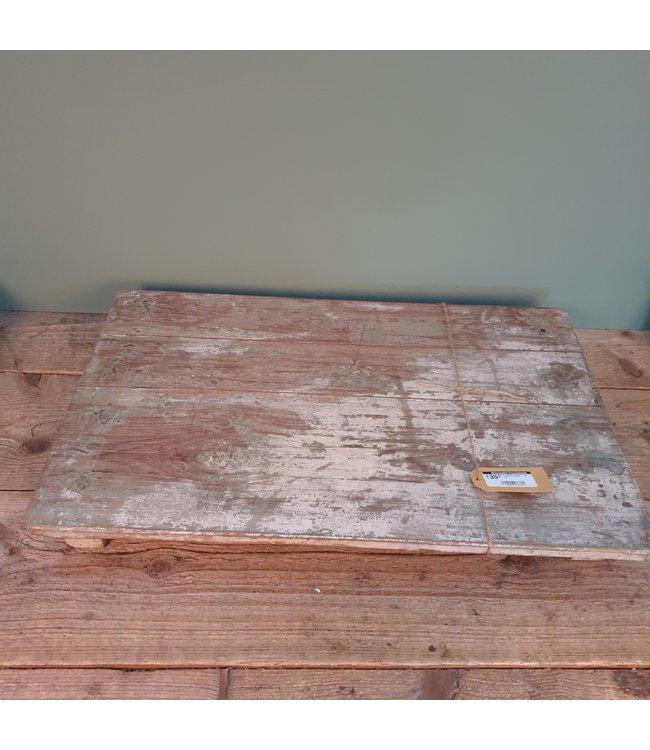# Houten bajot - M -- 13 - 60 x 39 x 7 cm