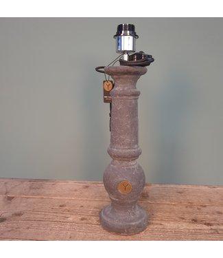 Brynxz Brynxz - lamp table tall industrial vintage 14 x 38 cm