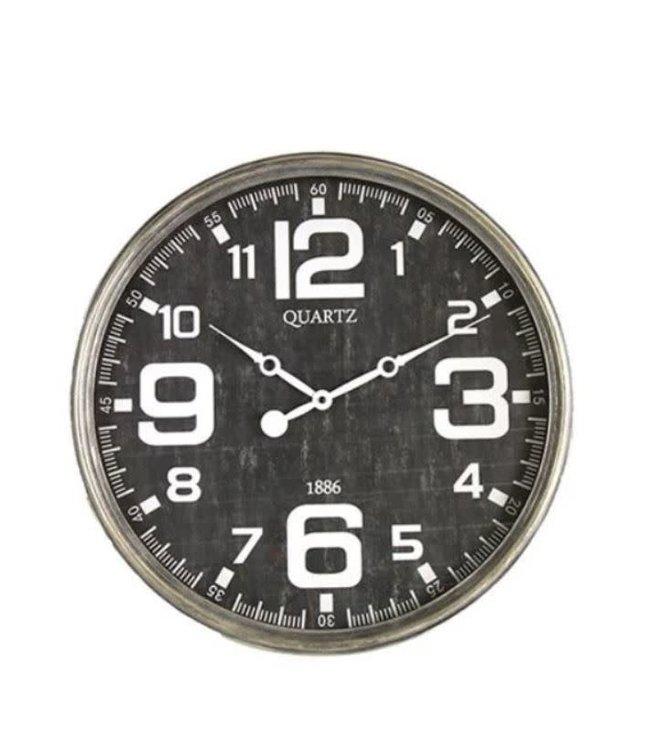 # J322 - Klok - 48,5 x 5,5 cm