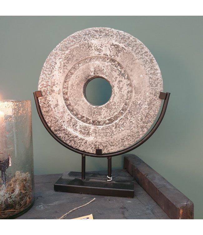 Ornament ro Laza S grijs-L33B8H39CM