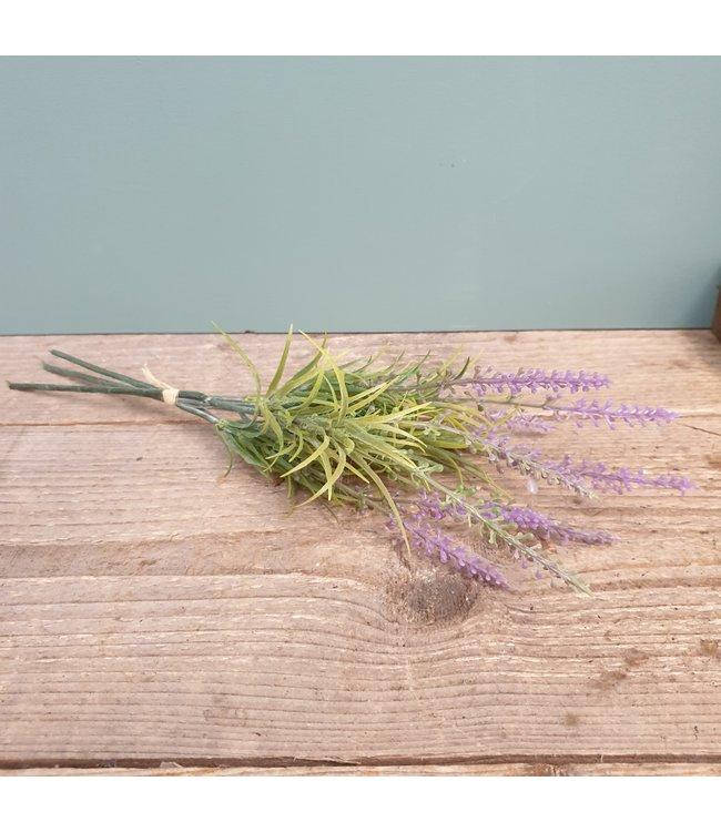 Lavendel - takje - kunst - 36 cm