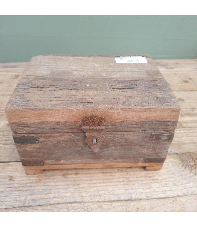 # urban box/kist - small - 9 - 20 x 16 x 12 cm