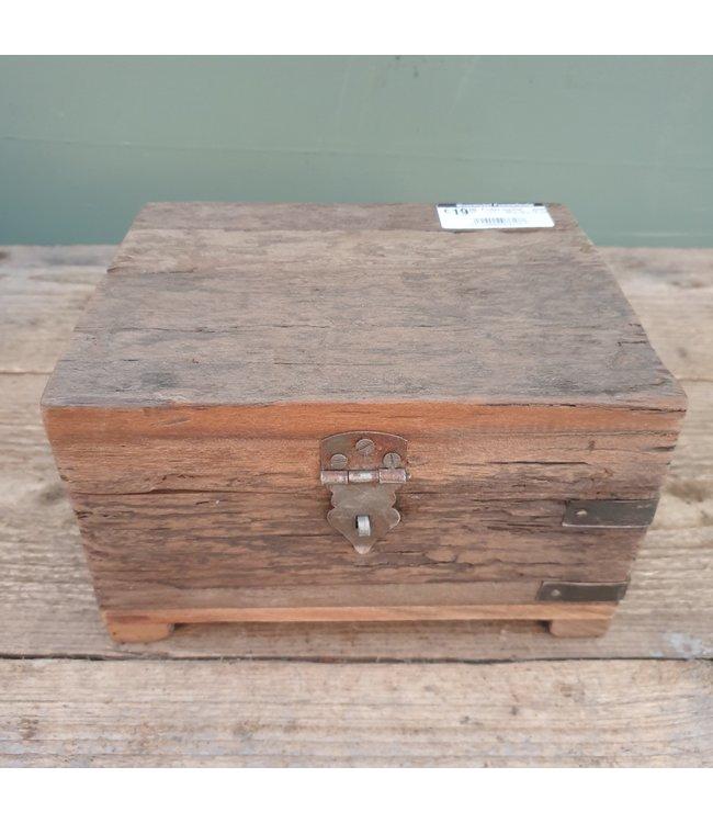 # urban box/kist - small - 11 - 20 x 16 x 12 cm