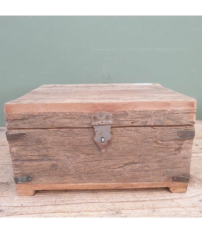 # Urban box - kist large - 4 - 30 x 25 x 16 cm