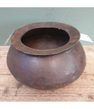 # Metalen kookpot - 9 - 24 x 24 x 15 cm