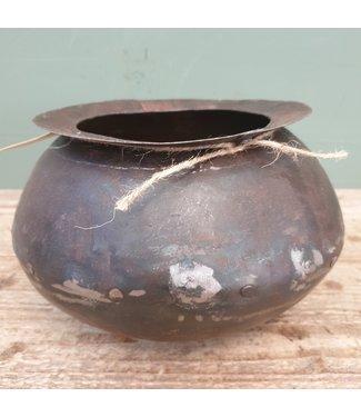 # Metalen kookpot - 8 - 24 x 24 x 15 cm
