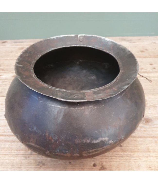 # Metalen kookpot - 4 - 24 x 24 x 15 cm