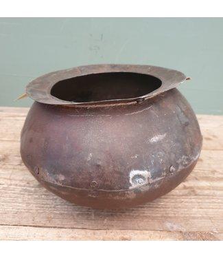 # Metalen kookpot - 7 - 24 x 24 x 15 cm