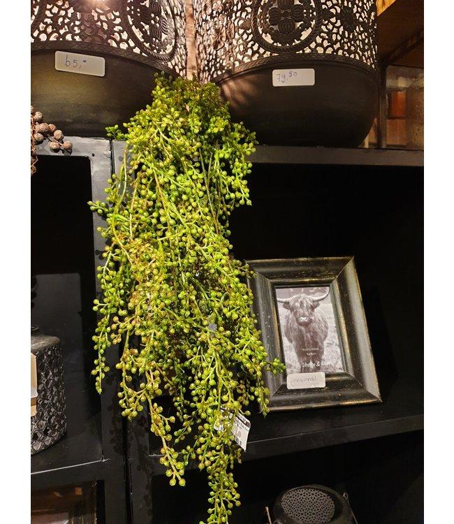 E817 - Berries Bush Vine - kunst - 86 cm