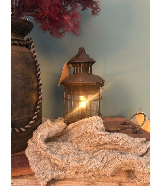 # Lamp lantaarn LED timer ro Esli S - 13x 13 x 28,5 cm