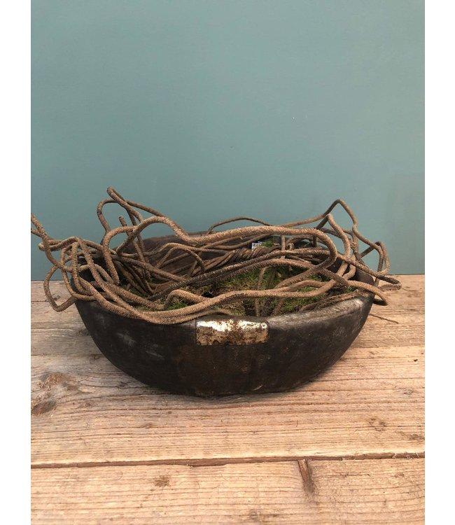 Brynxz Brynxz - deco wurzelranke 146 cm - wortel - kunst