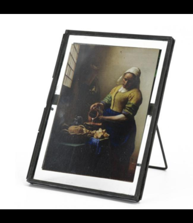 Fotolijst metaal - 13 x 18 cm