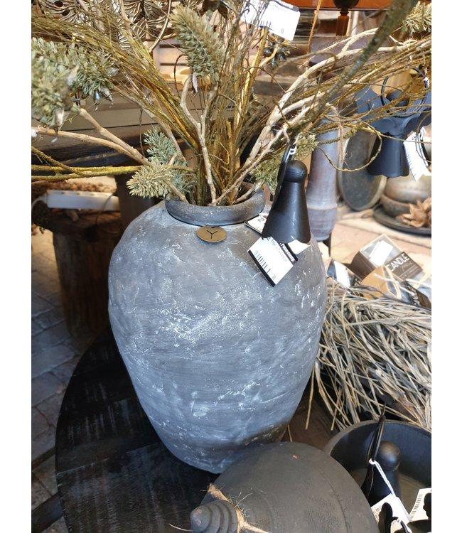 Brynxz Brynxz - vase tall industrial vintage m - 21 x 30 cm